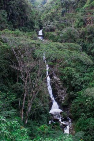 Cascada Santa Barbara