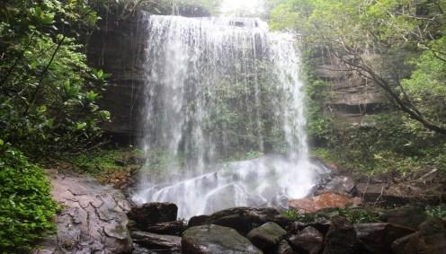 Cascada del Arcoiris