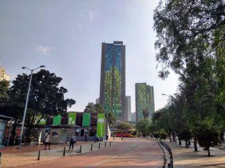 Eje Ambiental de la Avenida Jiménez