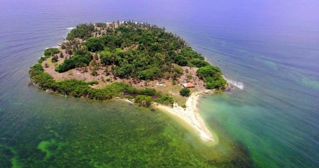 Isla Tortuguilla/ foto Wav Creativos