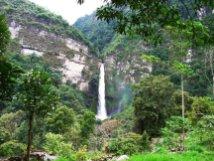 Cascada Salto La Chorrera