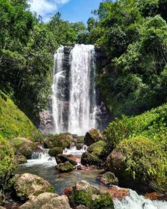 Cachoeira da Pitanga/ foto Ericson Maia