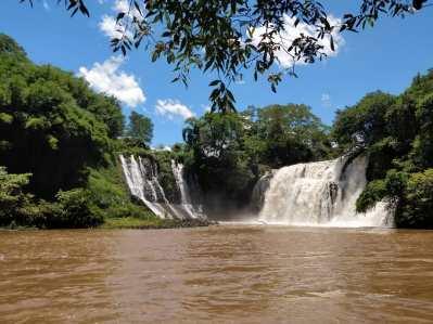 Cachoeira São Tomaz/ foto Fellipe Brant
