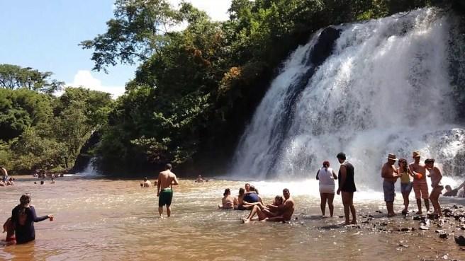 Cachoeira São Tomaz/ foto Ivon Rocha Lima