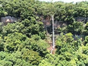 Cachoeira da Turbina