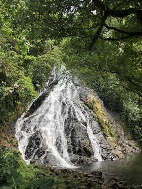 Cascada de Nabugá