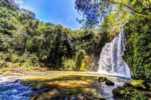 Cachoeira Ponte de Pedra
