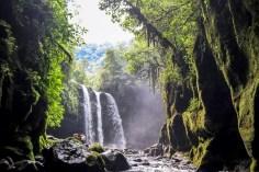 Cascada los Tres Chorros/ foto Nani Ramirez