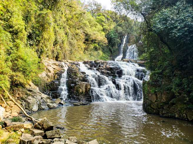 Cachoeira da Antiga Usina