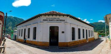 Plaza de Mercado Pedro Duarte Contreras