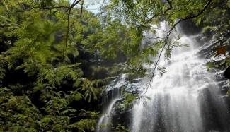 Cascada Los Cañaverales