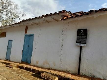 Casa Museo de Aquileo Parra/ foto Clara Ines Sanchez Vallejo