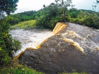 Cascada de La Humeadora