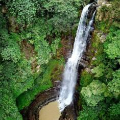 Cascada Juan Curi