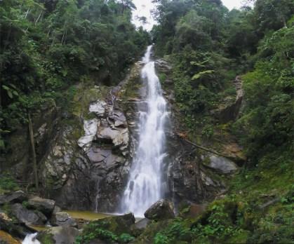 Cascada de los Venados/ foto Fernando Niño
