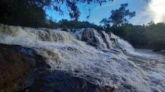 Cachoeiras do Rio Conceição/ foto Cristiane Kowaleski