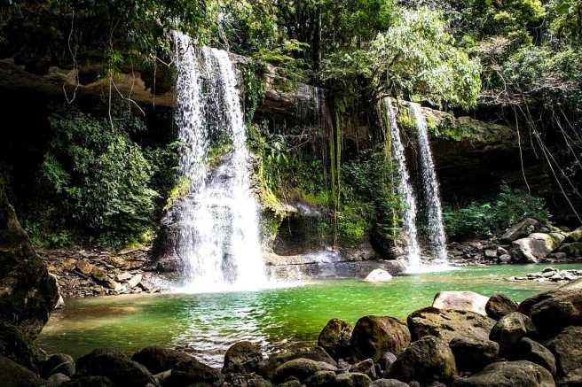 Cascadas de Chima/ foto @un_viaje_juntos