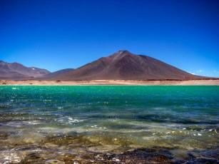 Laguna Verde/ foto M Teresa Rojas