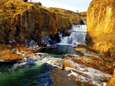 Cascadas Río Los Maquis
