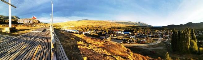 Mirador Cerro de la Cruz/ foto Viviana Chocobar