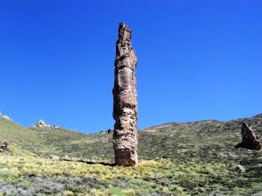 Piedra Clavada/ foto Ilustre Municipalidad de Chile Chico