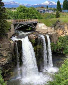 Salto del Río Pollux