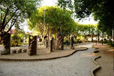 Plaza Acevedo (Parque Jurásico)
