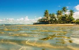 Praia Ponta Grande/ foto Marcelino Dias