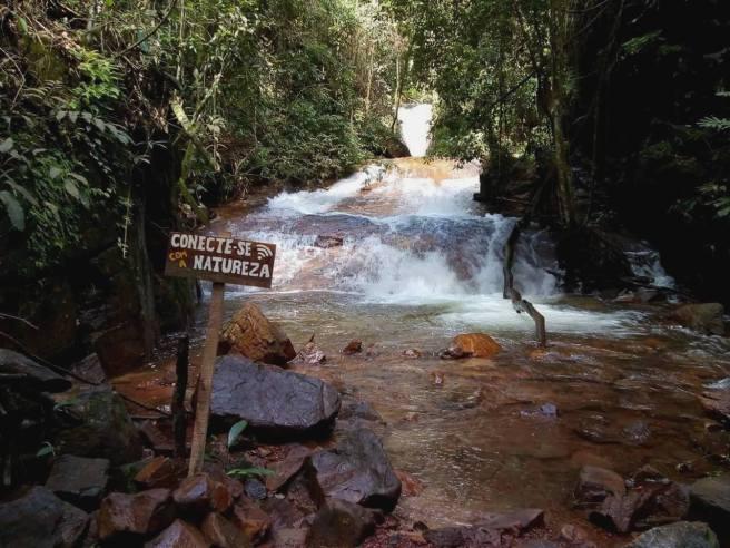 Cachoeira Águas Claras