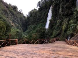 Cascadas de Tocoihue