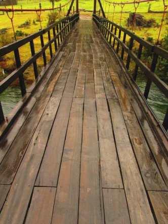 Pasarela del río Espolón