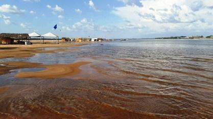 Praia do Tucunaré/ foto Emily Lopes