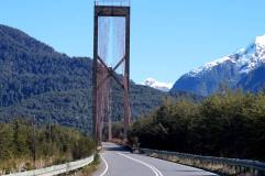Puente Colgante Yelcho