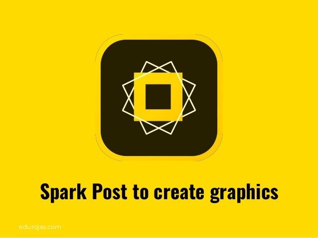 Cono criar posts com o spark post