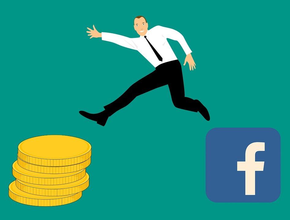 descubra como ganhar dinheiro no facebook