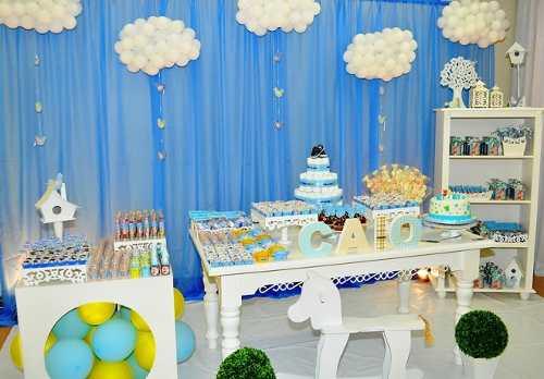 Ideas Baby Shower Varon.Varon Decoracion Para Baby Shower En Casa Novocom Top