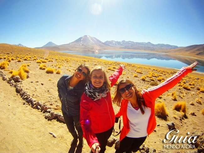 Roupas no deserto do Atacama