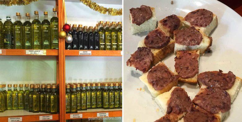 azeites em Mendoza