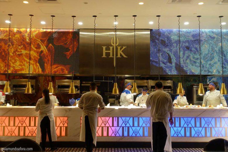 Hells Kitchen em Vegas