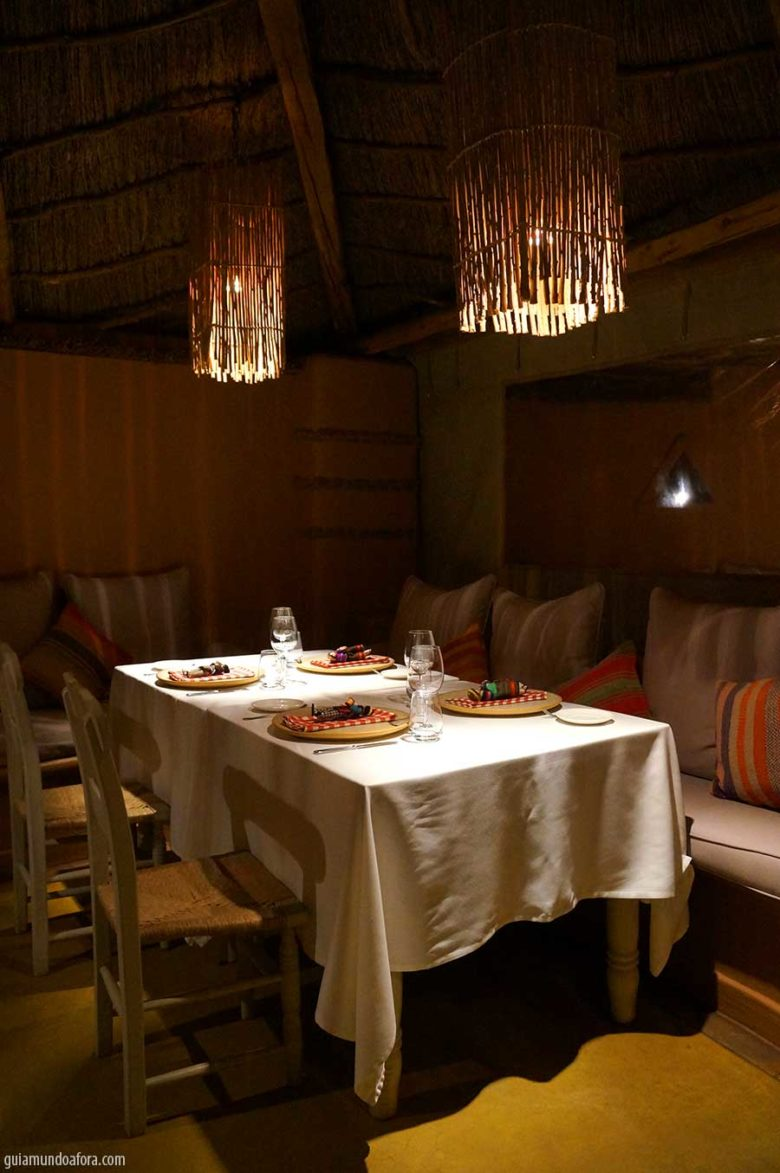 restaurante Awasi