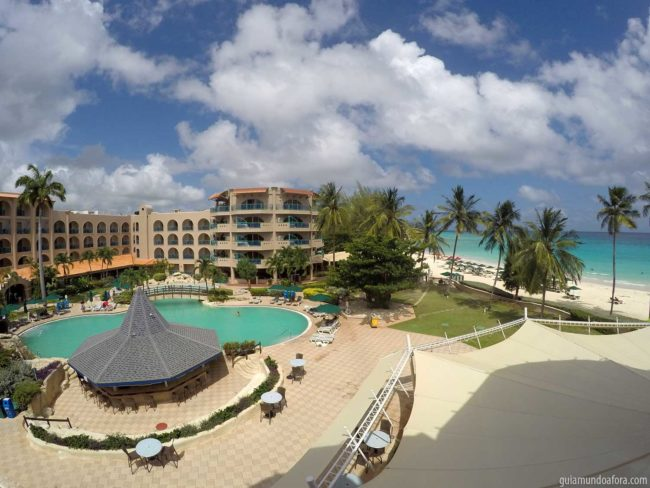 onde ficar em Barbados Accra Hotel