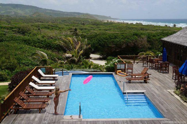 Santosha hotel em Barbados