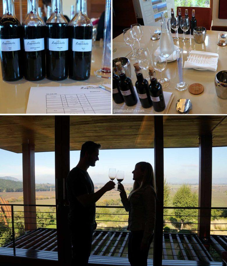 vinícola Lapostolle
