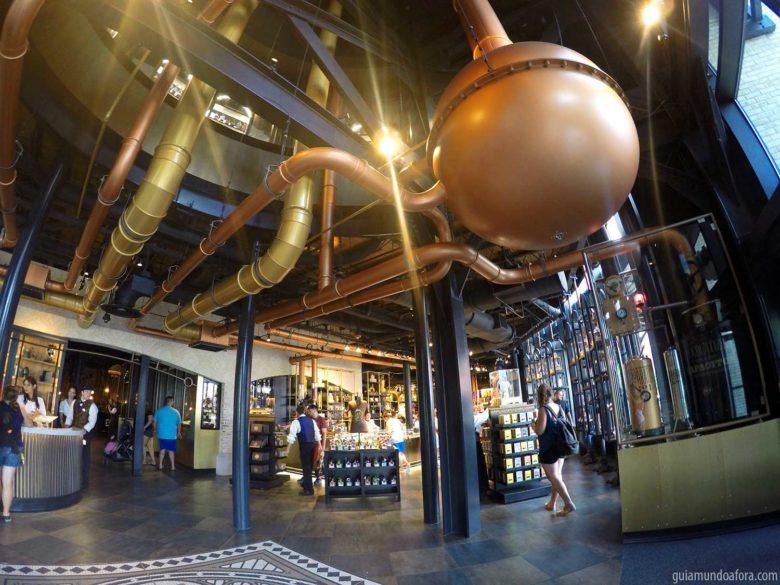 Decoração Fantástica Fábrica de Chocolates