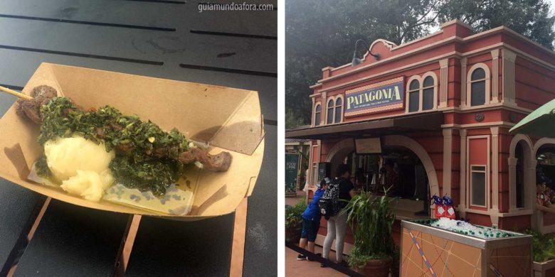 Comida na Patagônia Food and Wine