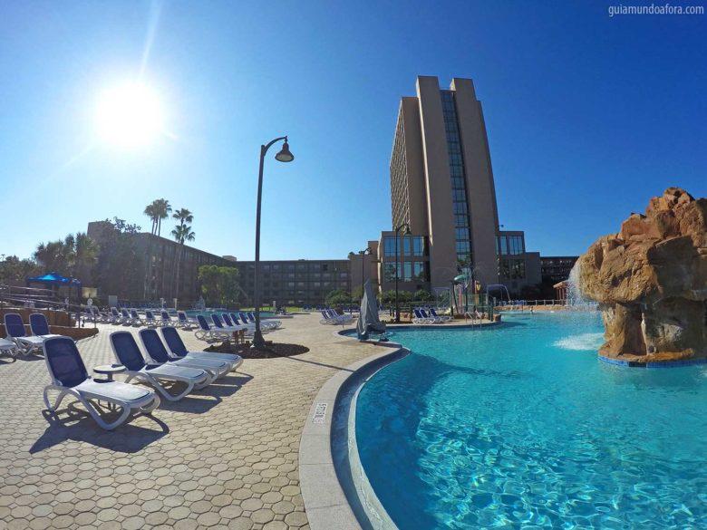 hotel do lado da Disney Springs