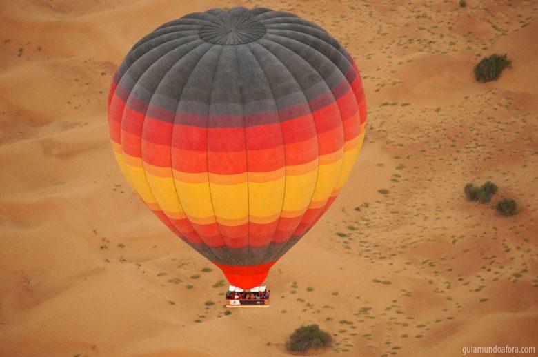 Balão em Dubai