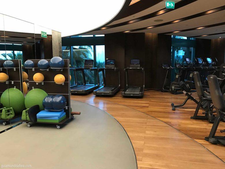 academia do Atlantis em Dubai