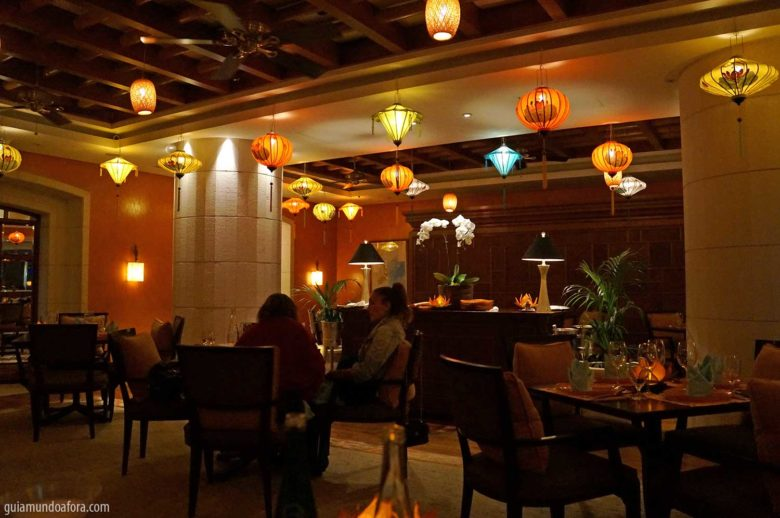 Hoi An restaurante vietnamita para comer em Dubai