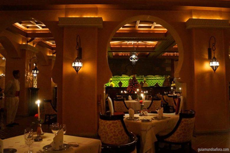 Tagine - restaurante para comer em Dubai